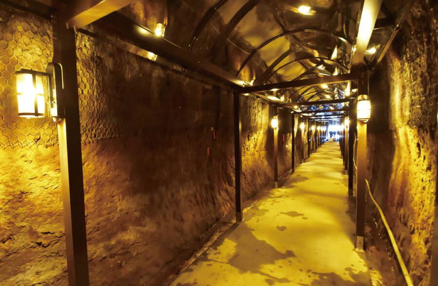 【写真】日本一長いトンネル